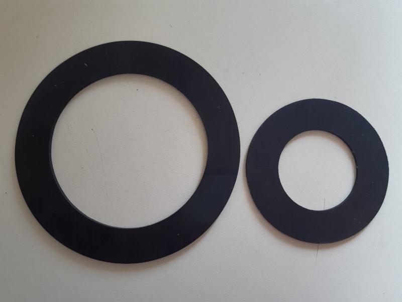 Flachdichtungsring 5x16x3mm NBR